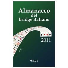 Almanacco del bridge 2011