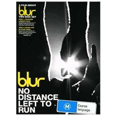 Dvd Blur - No Distance Left To Run