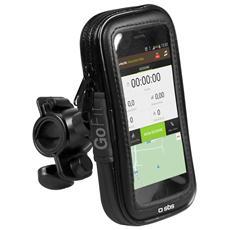 Supporto Smartphone per Bicicletta per Samsung S5 Colore Nero