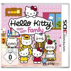 N3DS - Hello Kitty Happy Happy Family