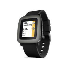 Smartwatch Time KickStarter Edition Serie Limitata 22mm iOS e Android - Nero