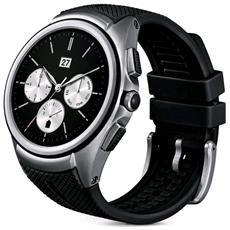 """Smartwatch Urbane 2nd Edition Resistente all'acqua IP67 Display 1.38"""" 4GB con Bluetooth e Wi-Fi Colore Nero - Italia"""