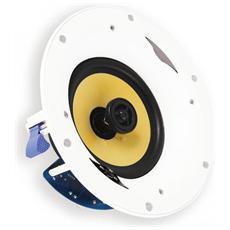 Speaker Coassiale ICSB-CS6 a 2 Vie Bianco