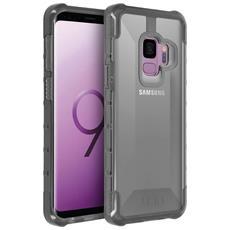 Cover Galaxy S9 Protezione Antishock Uag Serie Plyo - Grigio Traslucido
