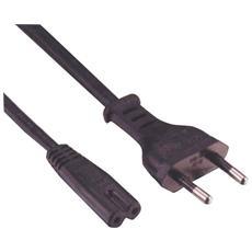 230V Cable EURO 2 pins, 1,8 m