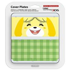 3DS Cover Animal C. Isabelle