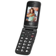 "Flex 50 Senior Phone Nero Display 2.4"" +Slot MicroSD Bluetooth - Italia"