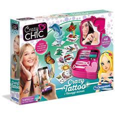 Crazy Chic Crazy Tattoo