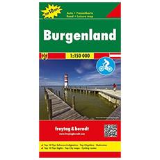 Burgenland 1:150.000