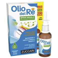 Olio Del Re Spray Nasale Decongestionante 30 Ml