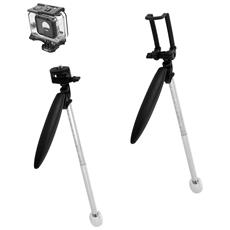Stabilizzatore Video Per Smartphone, Gopro E Videocamera D'azione - Bigben