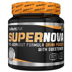 Super Nova 282 G - Biotech Usa - Pre-allenamento Con Caffeina - Pera E Mela