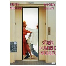 Dvd Storie Di Amore E Infedelta'