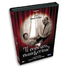 Dvd Ti Conosco, Mascherina!