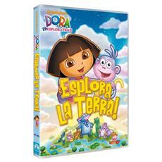 Dvd Dora L'esploratrice-esplora La Terra