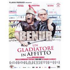 Dvd Benur - Un Gladiatore In Affitto