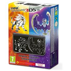 Console New 3DS XL Solgaleo e Lunala Limited Edition