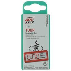 Kit Foratura Bicicletta Tiptop Tour Tt-01