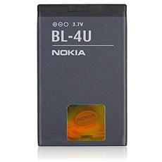 Batteria Originale Bl-4u Nokia E66/8800 Arte 1000 Mah Bulk