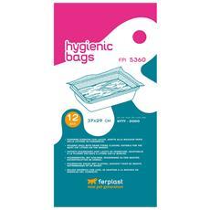 Sacchetti Igienici Per Toilette Gatto Fpi 5360 37x29cm 85360724