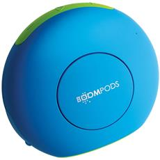 Altoparlante Portatile Doubleblaster 2 Bluetooth Colore Blu / Verde