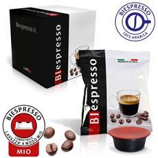 200 Capsule Caffè Compatibili Lavazza A Modo Mio 100% Arabica