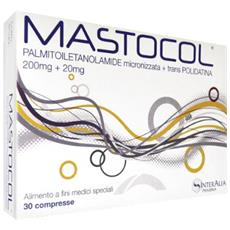 Mastocol 200+20mg 30 Cpr