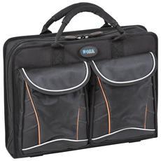 Bag 01 Borsa Porta Utensili - Valigietta Per Attrezzi Con Elastici Tessuto Anti Strappo