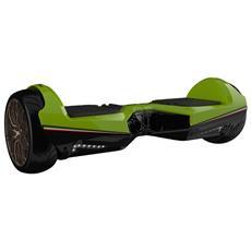 Hoverboard Glyboard Veloce Lamborghini Colore Nero / Verde