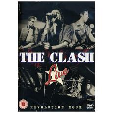Dvd Clash (the) - Revolution Rock