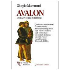 Avalon. L'agenda dello scrittore