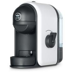 MINUBIANCO A Modo Mio Minù Macchina Caffè Espresso Automatica Serbatoio 0.5 Lt. Potenza 1250 Watt Colore Bianco