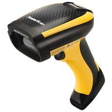 Scanner di codici a barre portatile Datalogic PowerScan PM9500-HP - Giallo, Nero - Wireless Connettività - 1D, 2D - Imager -, Sì
