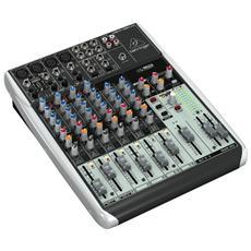 Q1204Usb Mixer 12 Ingressi 2/2 Bus e Interfaccia Usb