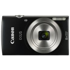 """Fotocamera Digitale IXUS 185 20 Mpx Zoom Ottico 8x Display 2.7"""" Colore Nero"""