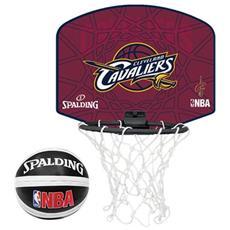 Canestro Cleveland Cavaliers Nba Marrone Taglia Unica