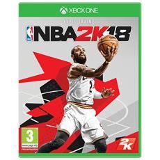 XONE - NBA 2K18