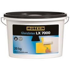 Lx 7000 Smalto Murale Bianco Lucido Per Interni 5 Kg