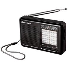 Tra 2989mondo Ricevitore Radio, 10w Nero
