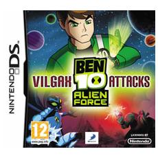 NDS - Ben 10 Alien Force: Vilgax Attacks