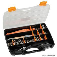 Starter kit bottoni Q-SNAP