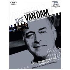 Jose' Van Dam Singer And Teacher