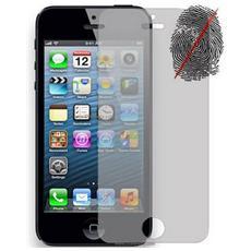 Pellicola Proteggi Display Anti Impronta Iphone 5 - 5s