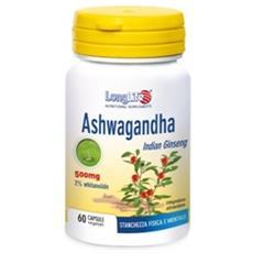 Longlife Ashwagandha 60 Cps