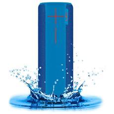 ULTIMATE EARS - Speaker Wireless Portatile Boom 2 Bluetooth / NFC colore Blu