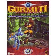 Dvd Gormiti - Stagione 01 #13