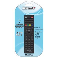 Telecomando Univ. Tv+dtt+cover