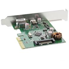 Controller PCIe 2x USB 3.1 Type A+C