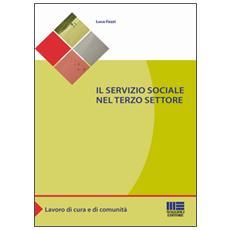 Il servizio sociale nel terzo settore