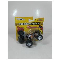 Tonka Tonka Garage Tread Shifters Modellino Auto: Turbo Euro Rally